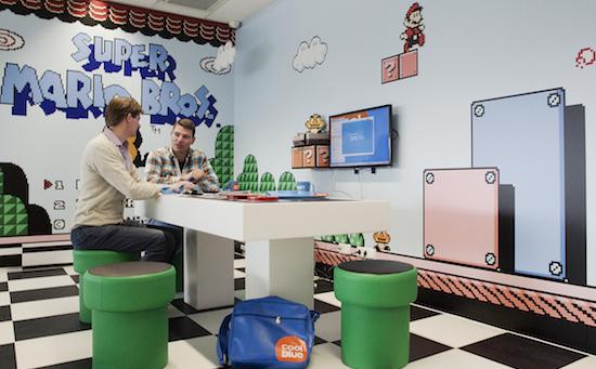 Een kijkje in het hoofdkantoor van Coolblue