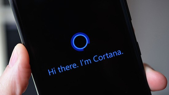 Cortana: