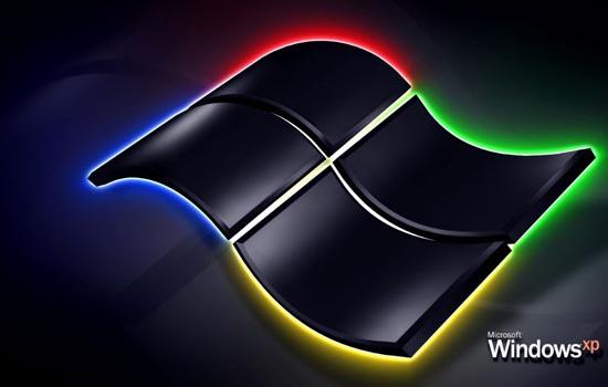 De lichten zijn uitgegaan bij Windows XP