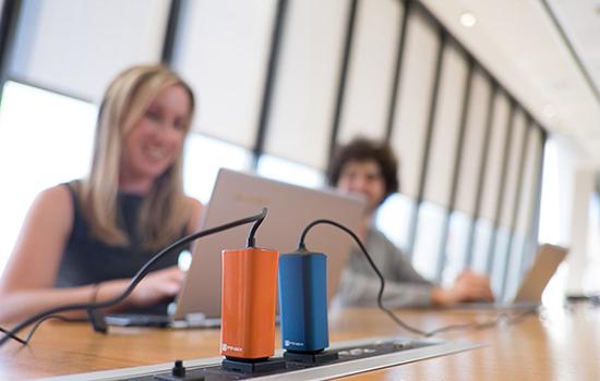 Dart: de kleinste laptopadapter op Kickstarter