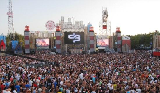 Volume bij concerten en festivals terug naar 103 dB