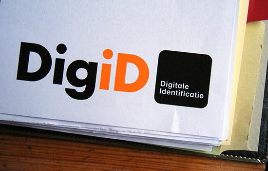 DigiD wachtwoord