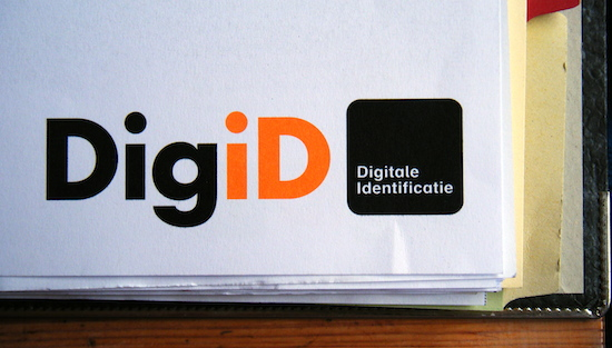DigiD-wachtwoord vergeten?