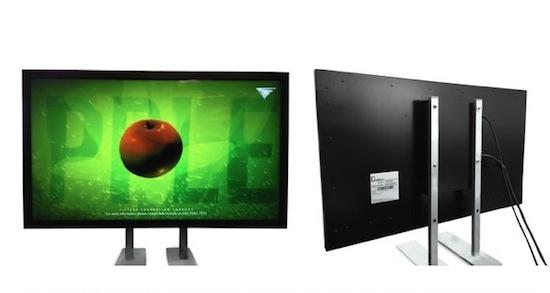 3D-televisie zonder bril