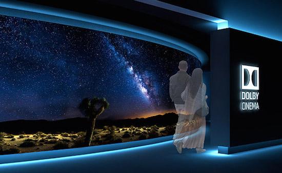 Nederland krijgt als eerste ter wereld een Dolby Cinemazaal