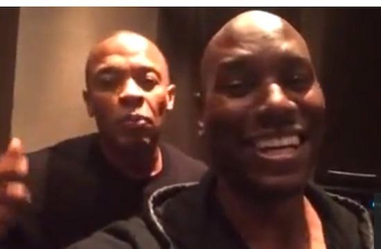 Geeft Dr.Dre hier toe dat Apple Beats heeft gekocht?