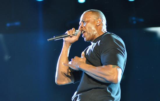 Apple maakt van Dr.Dre meest verdienende hiphopper
