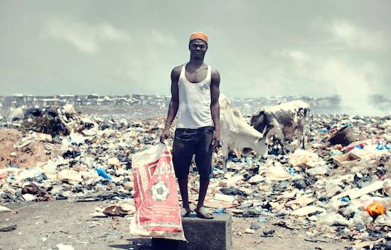 De grootste stortplaats voor elektronisch afval is te bizar voor woorden