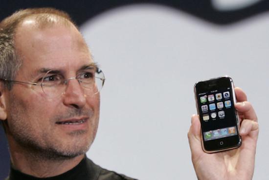 De eerste iPhone