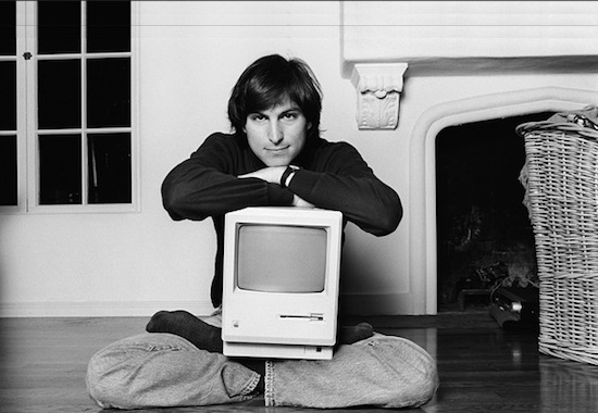 Steve Jobs en de Mac 128K
