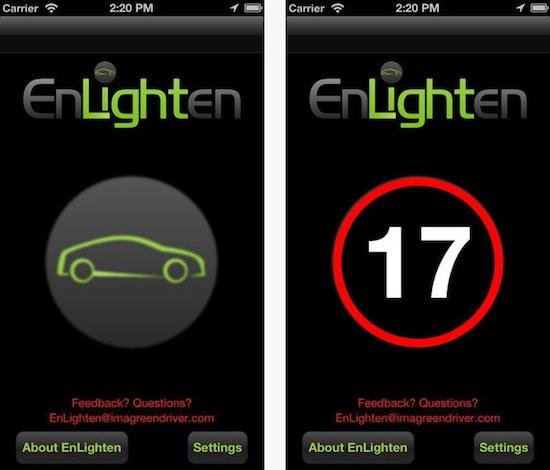 Met deze app weet je wanneer de lichten op groen springen