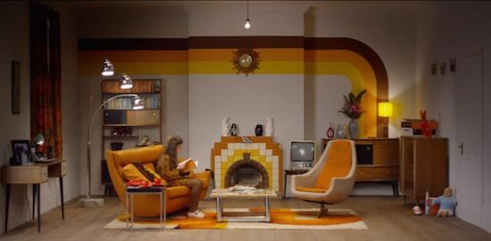 Philips laat evolutie van de huiskamer zien