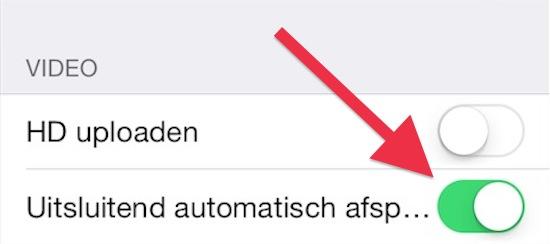 How-to: automatisch afspelende Facebook-video's uitzetten