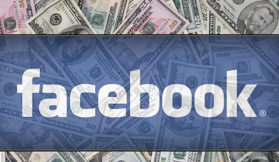 Je kunt je vrienden straks betalen via Facebook