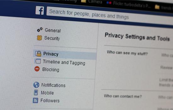 Facebook komt met nieuwe privacyinstellingen
