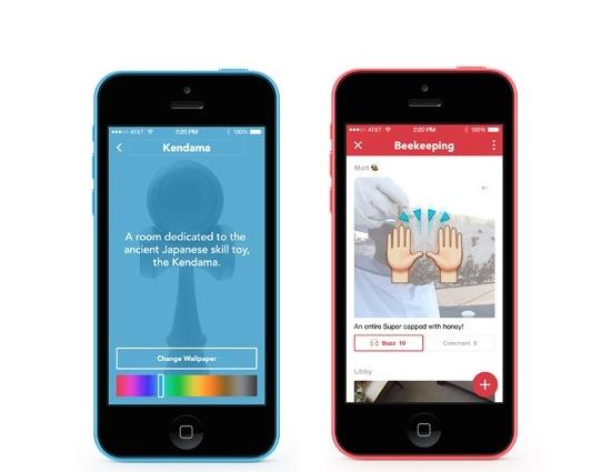 Facebook komt met Rooms-app: praat maar raak!