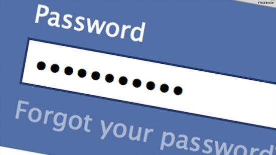 Facebook-wachtwoord