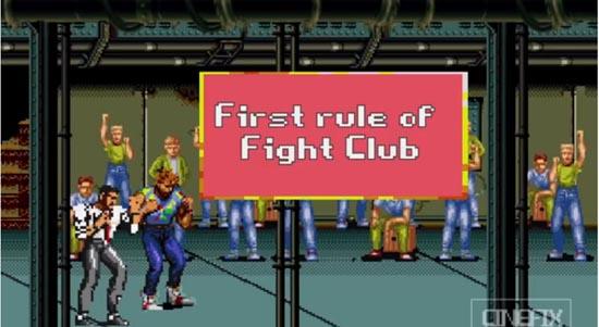 De eerste regel van Fight Club: Je maakt geen parodieen van de film