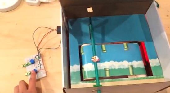 Zo speel je Flappy Bird in het echt