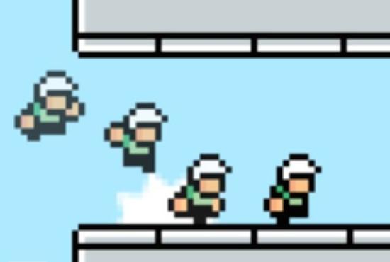 Flappy Bird-maker laat nieuwe spel zien