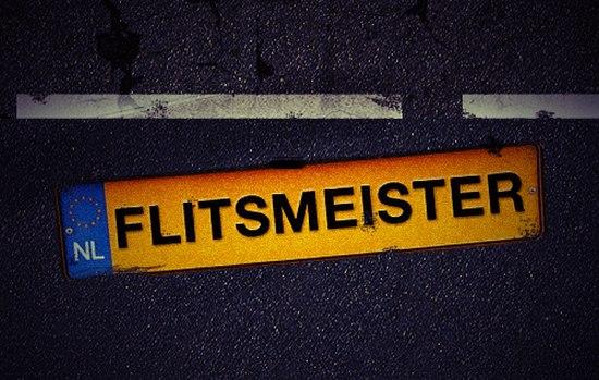 Flitsmeister waarschuwt voor ambulances in de buurt