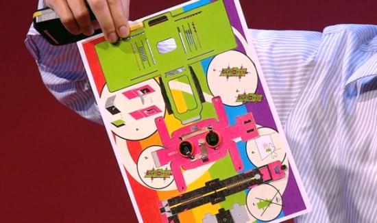 Onderzoeker ontwikkelt printbare microscoop van 35 cent