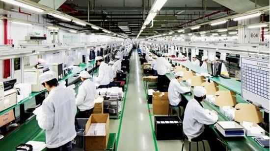 Foxconn maakt weg vrij voor 100.000 extra banen