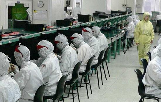 De iPhone 6 zal door robots worden gemaakt