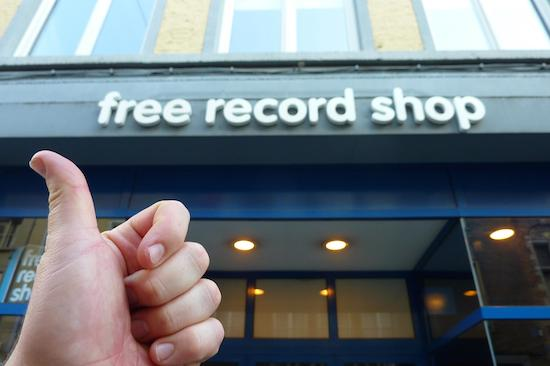 7 dingen die we gaan missen aan de Free Record Shop