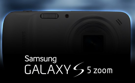 Vermoedelijke specificaties Galaxy S5 Zoom bekend