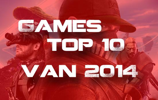Top 10 games die je dit jaar niet mag missen