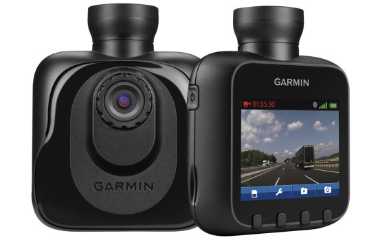 Nieuw: Garmin Dash Cam met Incident Detection