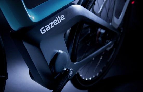 Gazelle e-bike concept