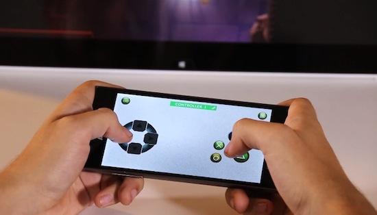 Met deze app wordt je telefoon een gamecontroller