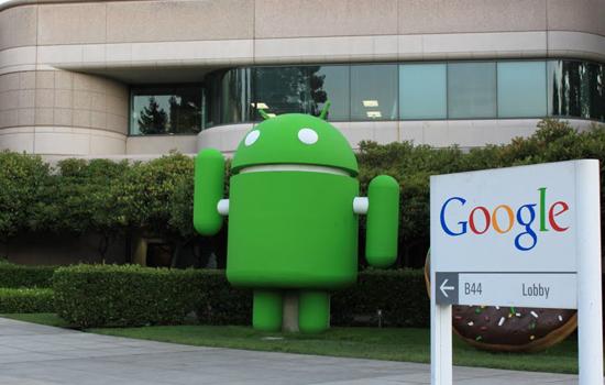 Als Samsung verliest van Apple  betaalt Google mee