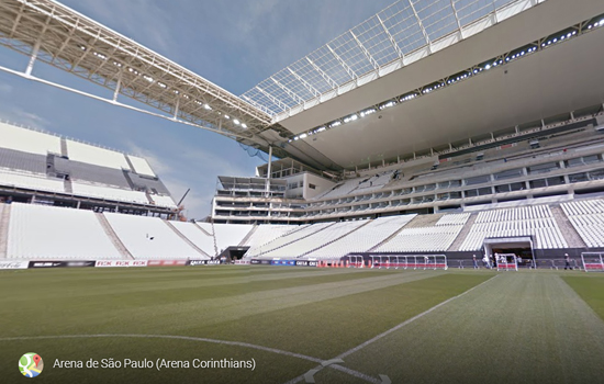Met Google Maps een kijkje nemen in alle 12 WK stadions