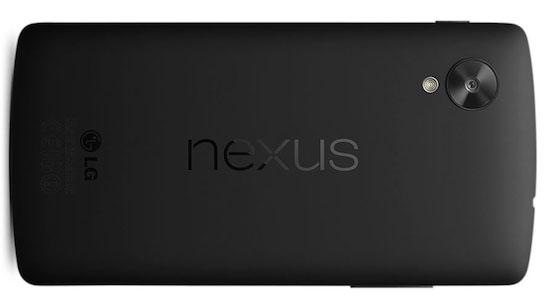 Google kondigt Nexus 5 officieel aan