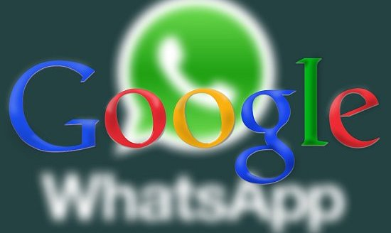 Google & WhatsApp