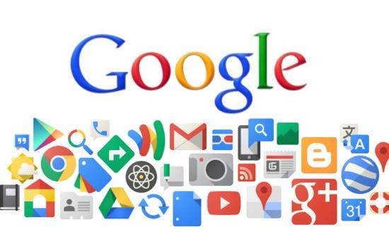 Google onderdelen
