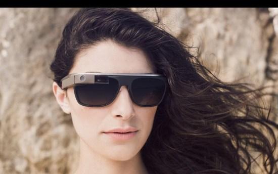 Nieuwe Google Glass is eindelijk niet meer lelijk