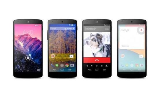 Trekt Google de stekker uit Nexus-apparaten?