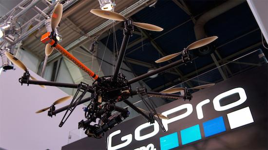 GoPro gaat markt bestormen met eigen drones