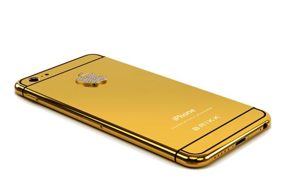 iPhone 6 goud