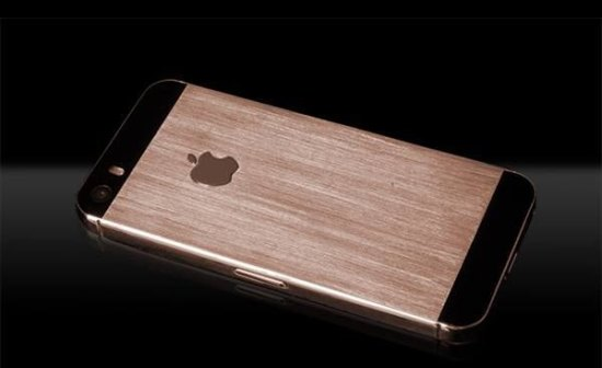 18 Karaats gouden iPhone 5s kost 55.000 euro