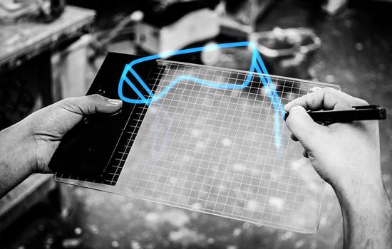 GravitySketch: in realtime 3D tekenen