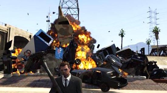 GTA 5 cheats voor de PS4 en Xbox One
