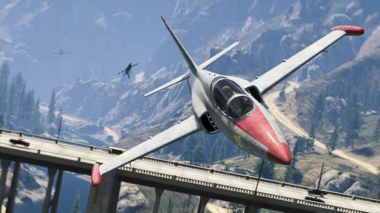 Nieuwe GTA Online San Andreas Flight School update