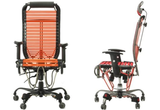 GymGym bureaustoel