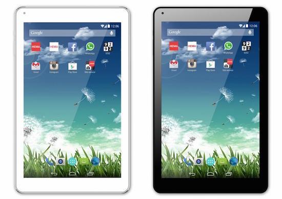 HEMA H10 tablet