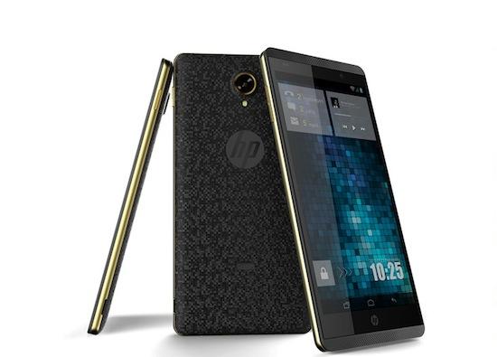 HP onthult de Slate 6 en Slate 7 telefoons